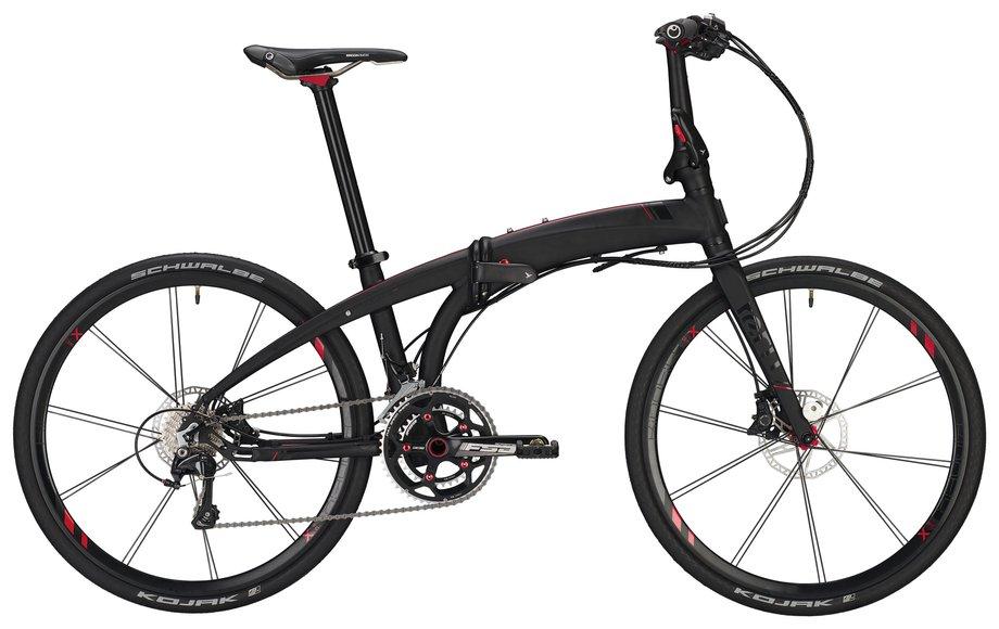 Fahrräder/klappräder: Tern  Eclipse X22 Schwarz Modell 2022