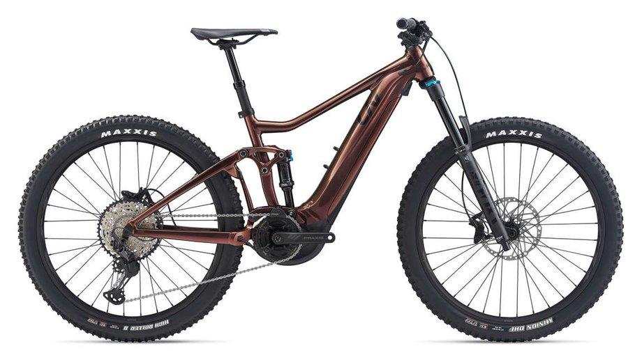 E-Bikes/e-bike: Liv  Intrigue E+ 1 Pro PWR6 Grün Modell 2020