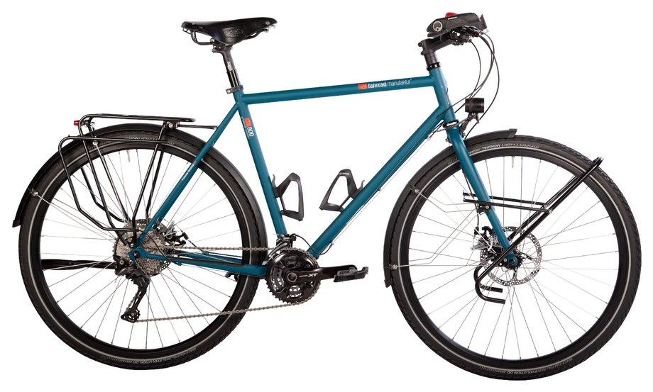VSF-fahrradmanufaktur TX-800 Anderswo Blau Modell 2020
