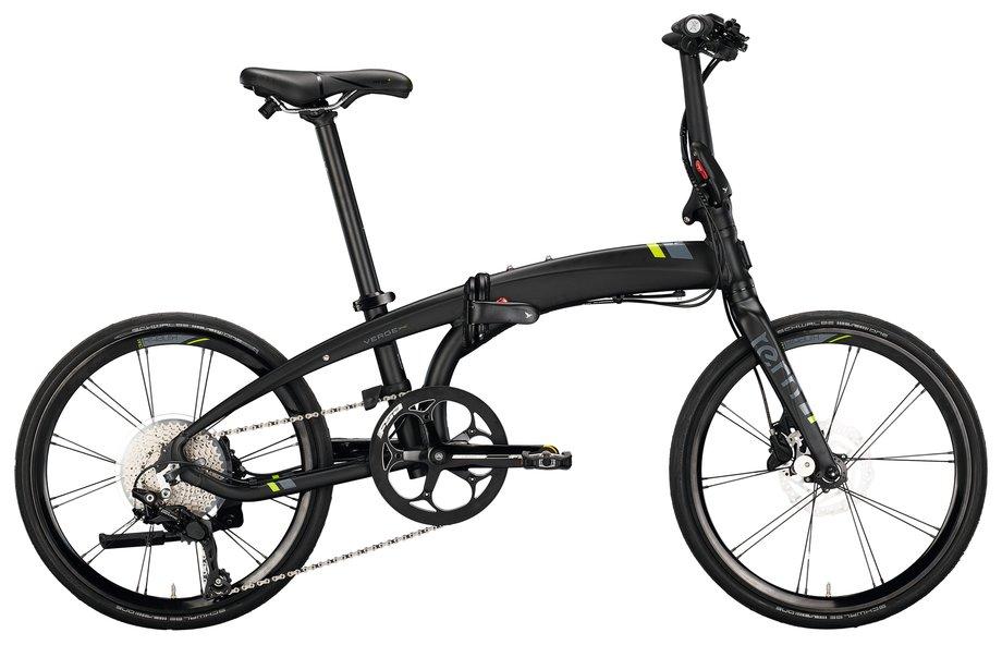Fahrräder/klappräder: Tern  Verge P10 Schwarz Modell 2022