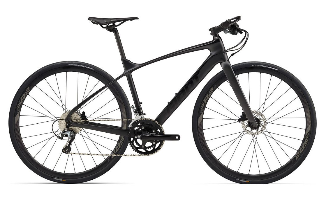 Giant FastRoad Advanced - 2020 - 28 Zoll - Diamant