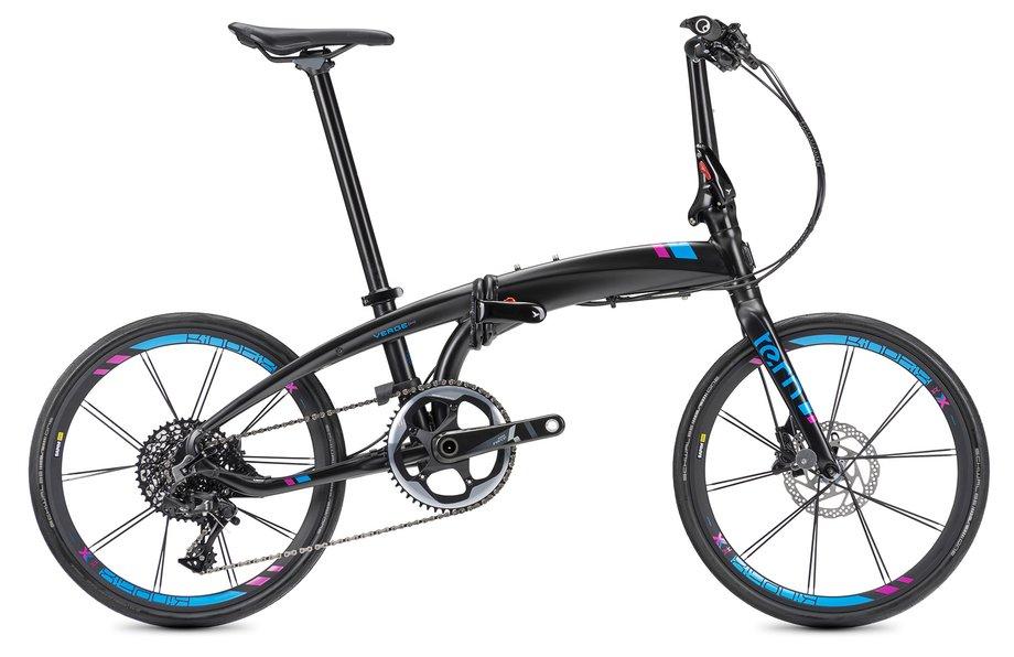 Fahrräder/klappräder: Tern  Verge X11 Schwarz Modell 2022