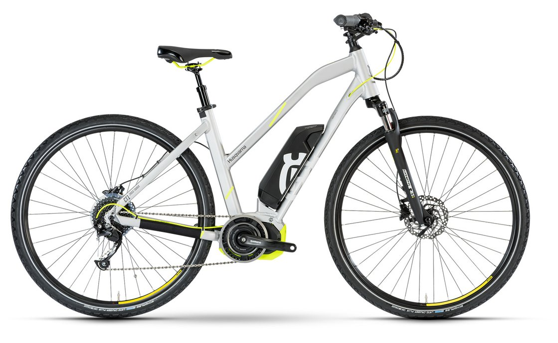 Husqvarna Cross Tourer CT1 - 400 Wh - 2018 - 28 Zoll - Damen Sport