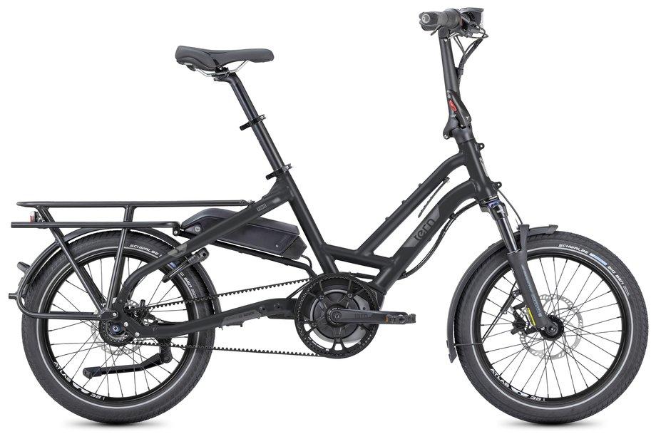 E-Bikes/e-bike: Tern  HSD S8i Schwarz Modell 2022