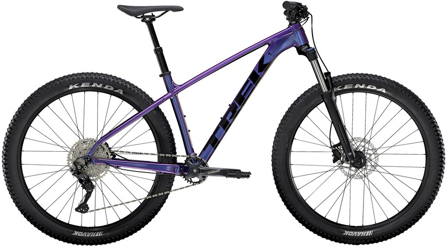 Trek Roscoe 6 Mountainbike Lila Modell 2021