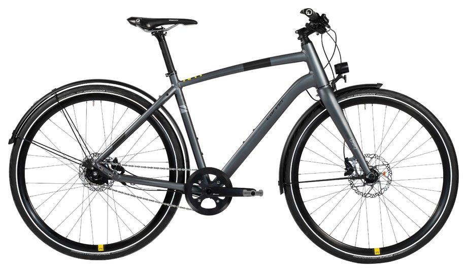 Fahrräder/citybike: Carver  Uniq N11 Schwarz Modell 2017