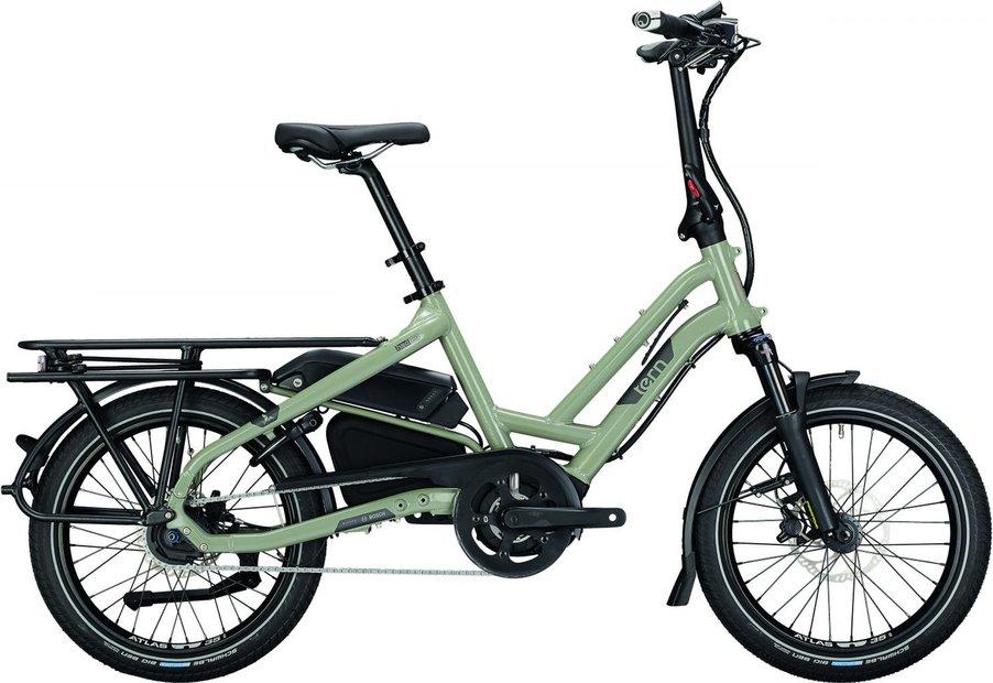 E-Bikes/e-bike: Tern  HSD S5i DI2 Jubilee Grün Modell 2022