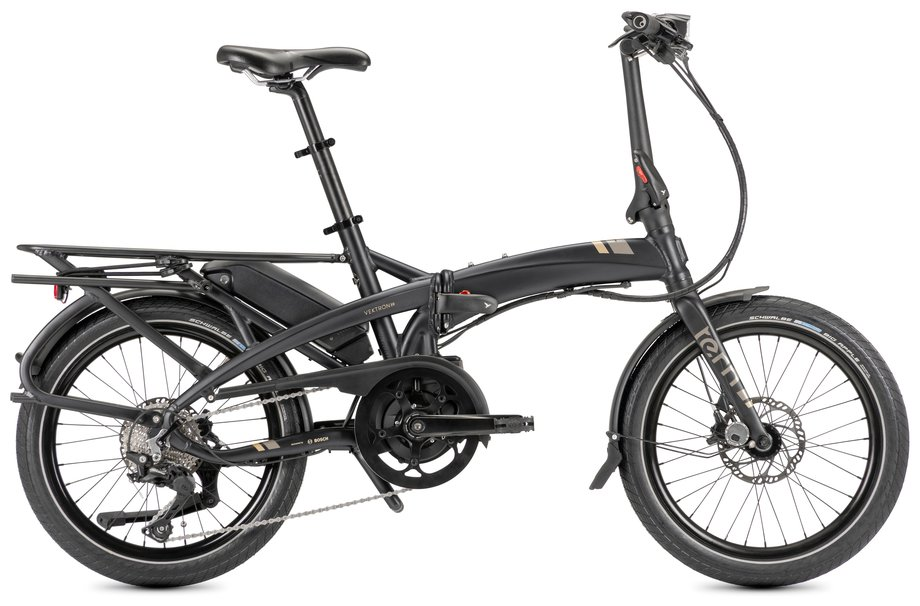 E-Bikes/e-bike: Tern  Vektron S10 Schwarz Modell 2022