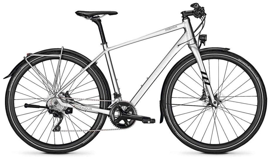 Fahrräder/trekkingräder: Kalkhoff  Endeavour Lite 22 Silber Modell 2019