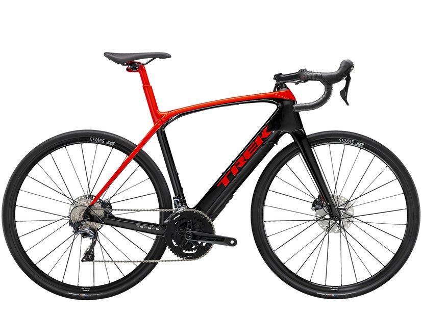 Trek Domane+ LT Rot Modell 2021