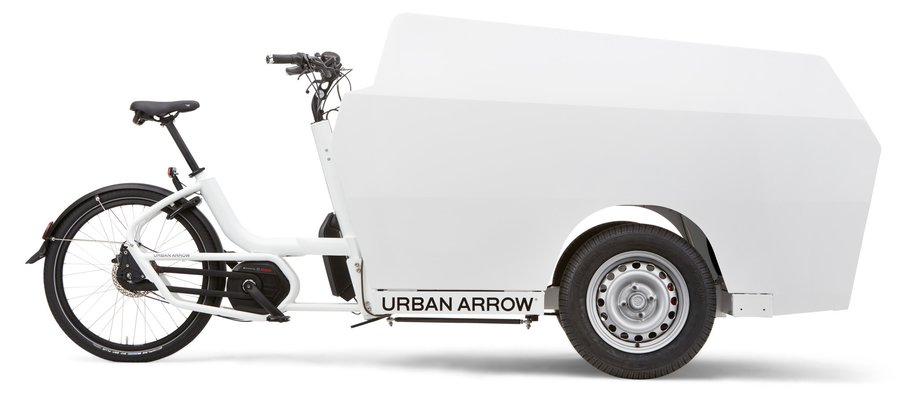 Urban Arrow Tender 1000 CX Disc Zee