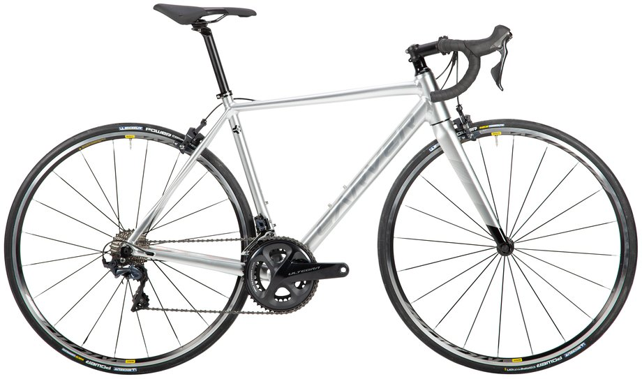 Fahrräder/rennräder: Carver  Evolution 120 - Ultegra Silber Modell 2019