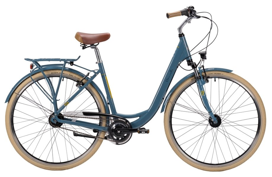 Kinderfahrrad - Dancelli Fashion 02 Citybike Blau Modell 2017 - Onlineshop