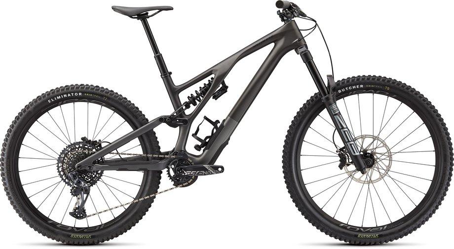 Fahrräder/Mountainbikes: Specialized  Stumpjumper Evo LTD Schwarz Modell 2021