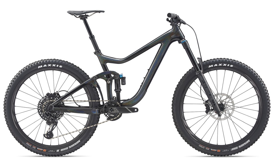 Giant Reign Advanced - 2020 - 27,5 Zoll - Fully