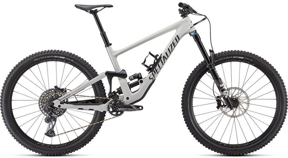 Specialized Enduro Expert Mountainbike Weiß Modell 2021
