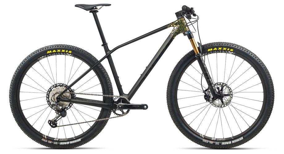 Fahrräder/Mountainbikes: Orbea  Alma M-TEAM Schwarz Modell 2021