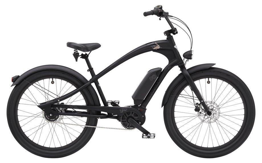 E-Bikes/e-bike: Electra  Ace of Spades Go! Schwarz Modell 2021