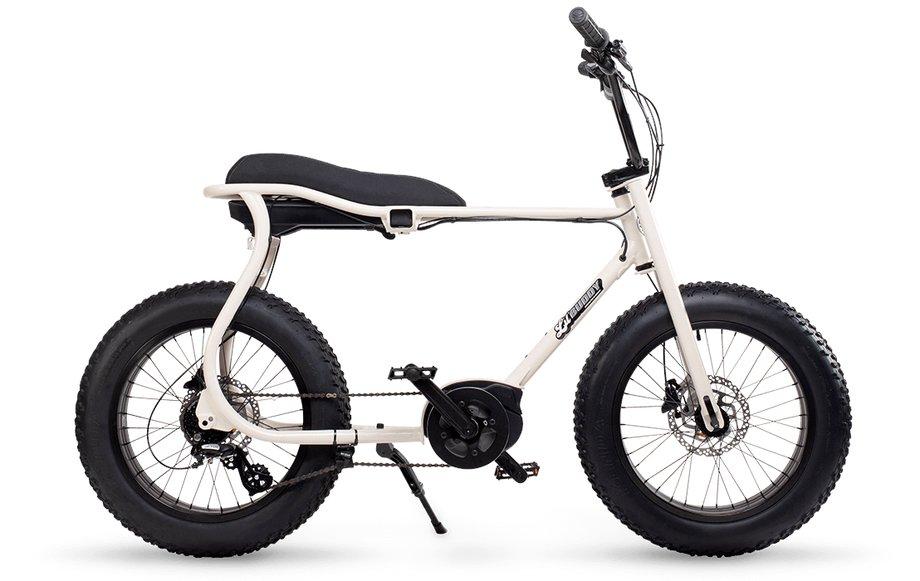 E-Bikes/e-bike: Ruff Cycles  Lil Buddy Weiß Modell 2020