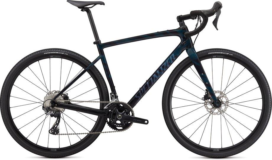 Specialized Diverge Sport Carbon Rennrad Grün Modell 2021