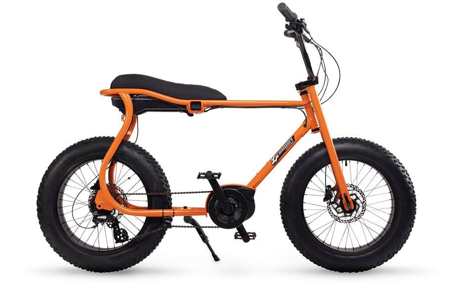 E-Bikes/e-bike: Ruff Cycles  Lil Buddy Orange Modell 2020