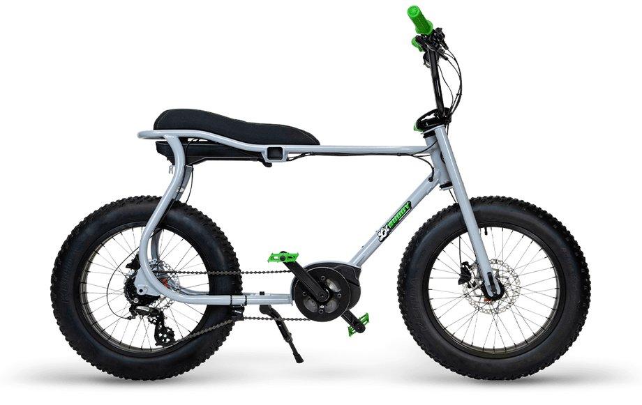 E-Bikes/e-bike: Ruff Cycles  Lil Buddy Grau Modell 2020