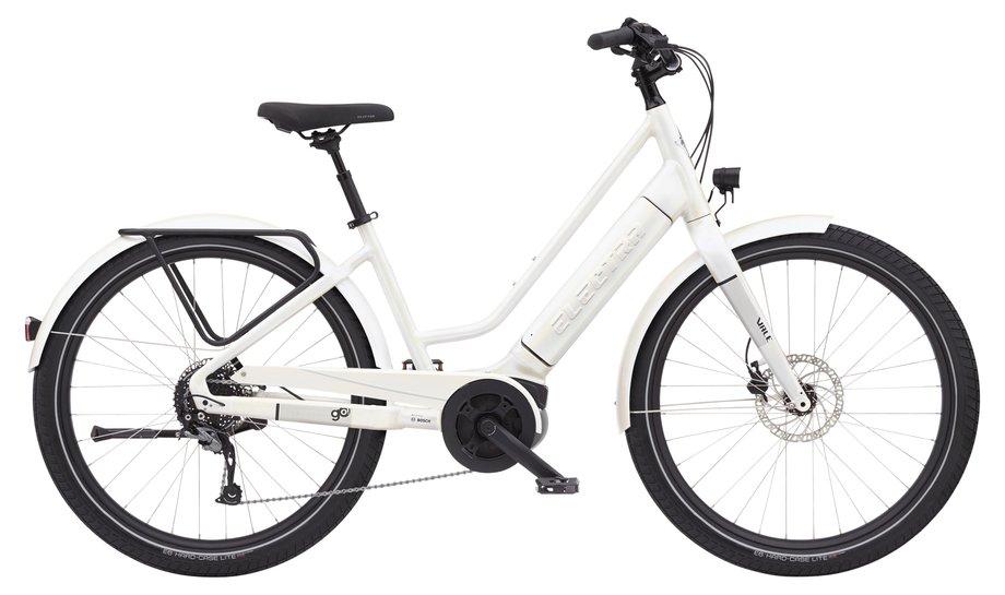 E-Bikes/e-bike: Electra  Vale Go! 9D EQ Weiß Modell 2021