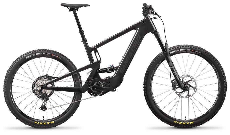 E-Bikes/e-bike: Santa Cruz  Heckler 8 MX XT-Kit Schwarz Modell 2021