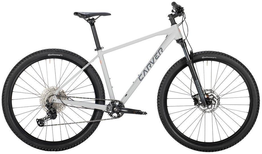 Carver Strict 160 Mountainbike Grau Modell 2021