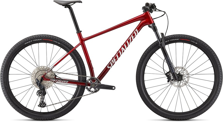 Fahrräder/Mountainbikes: Specialized  Chisel Comp Rot Modell 2021