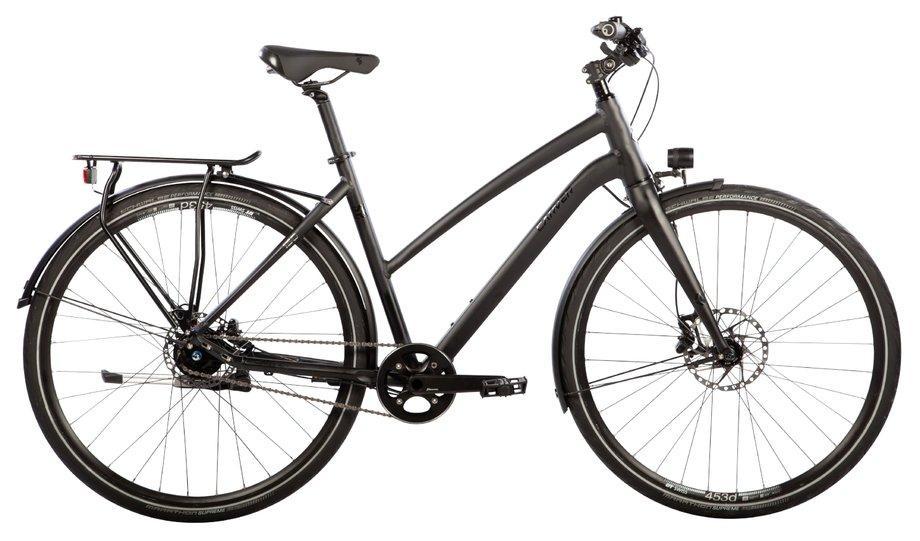 Fahrräder/citybike: Carver  Lyfe 150 R11 Schwarz Modell 2019