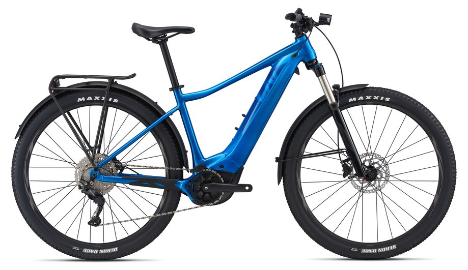 E-Bikes/e-bike: Liv  Vall-E+ EX Blau Modell 2021