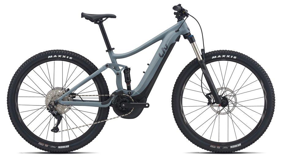 E-Bikes/e-bike: Liv  Embolden E+ 2 Blau Modell 2021