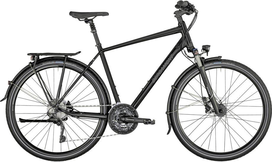 Fahrräder/trekkingräder: Bergamont Bergamont Horizon 7 Gent Schwarz Modell 2021