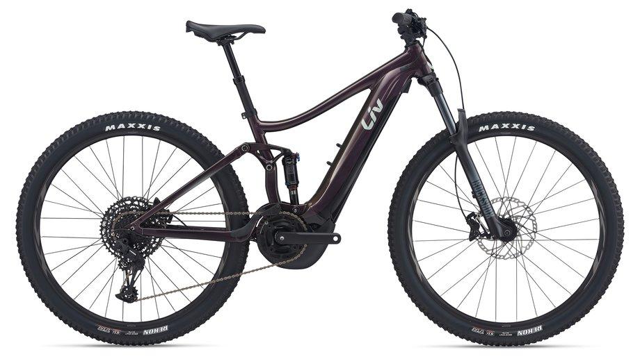 E-Bikes/e-bike: Liv  Embolden E+ 1 Braun Modell 2021