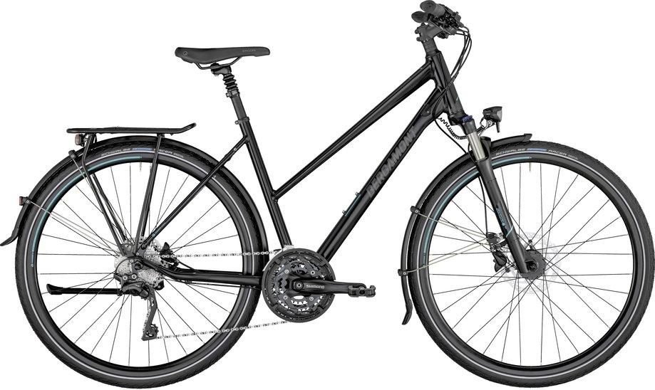 Fahrräder/trekkingräder: Bergamont Bergamont Horizon 7 Lady Schwarz Modell 2021