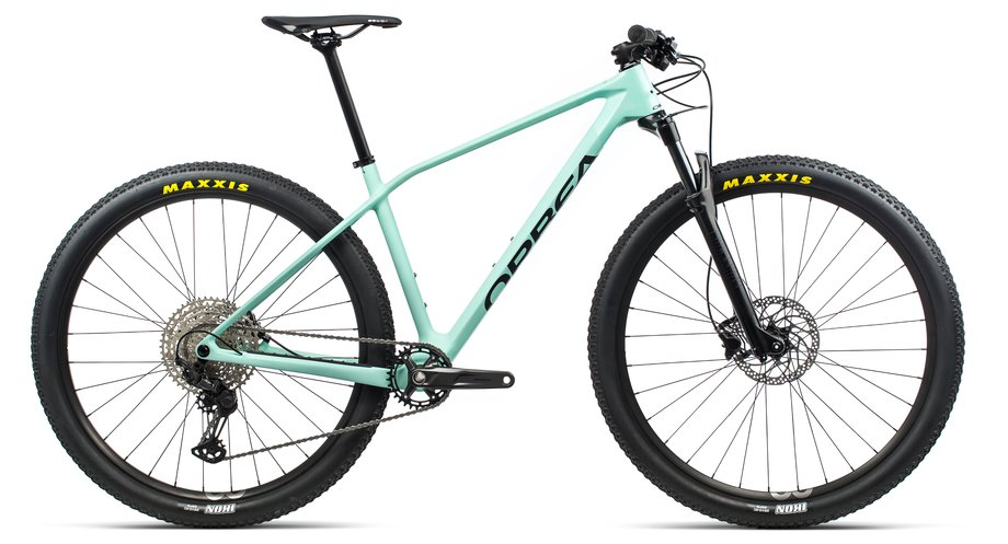 Orbea Alma M50 Mountainbike Grün Modell 2021