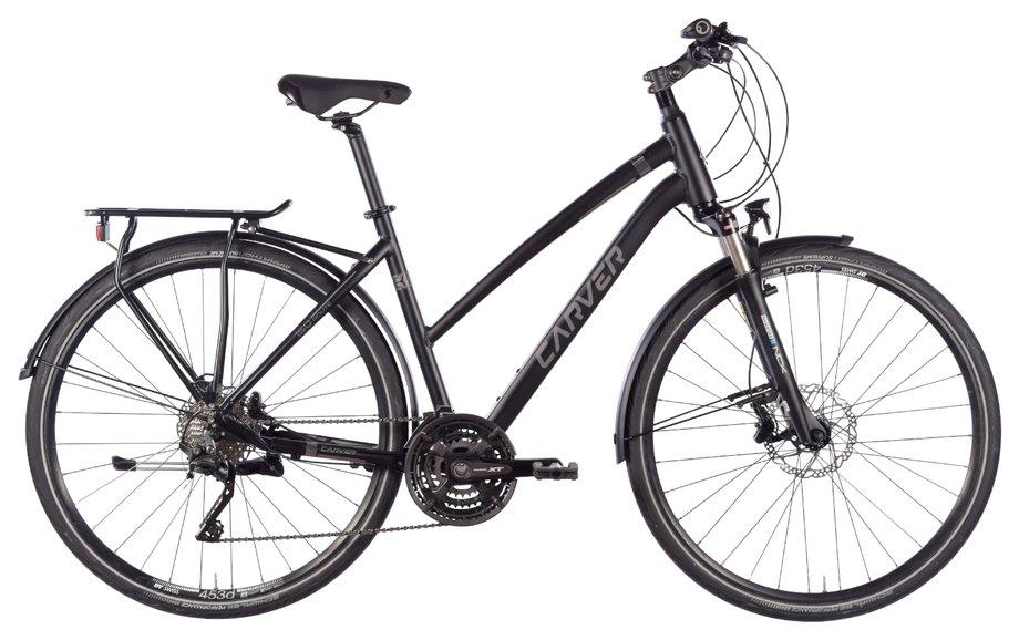 Fahrräder/trekkingräder: Carver  Route 150 Schwarz Modell 2019