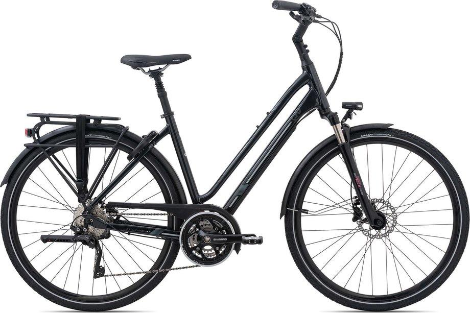 Fahrräder/trekkingräder: Liv  Allure RS 1 Schwarz Modell 2021