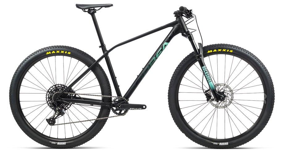 Fahrräder/Mountainbikes: Orbea  Alma H10-EAGLE Schwarz Modell 2021