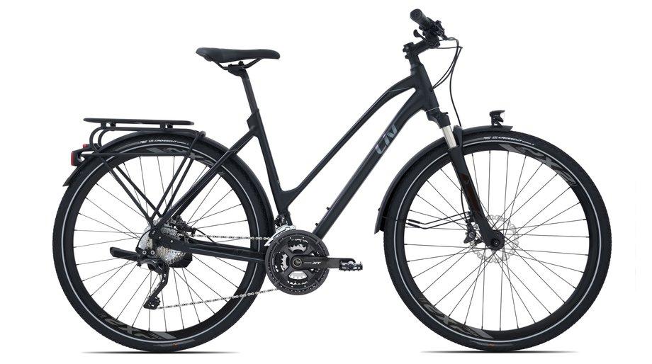 Fahrräder/trekkingräder: Liv  LaVie SLR 0 Schwarz Modell 2021