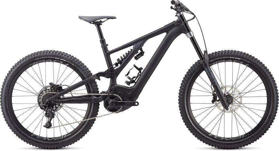 Specialized Kenevo Expert 6Fattie E Bike Schwarz Modell 2021