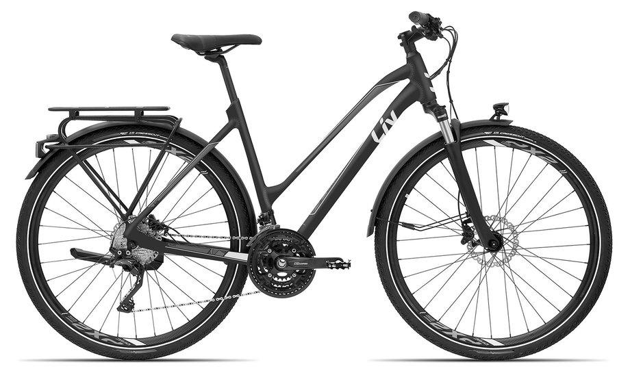 Fahrräder/trekkingräder: Liv  LaVie SLR 1 Schwarz Modell 2021