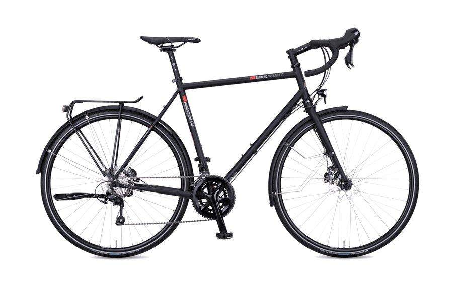 Fahrräder/rennräder: VSF-fahrradmanufaktur  T-Randonneur Lite Schwarz Modell 2021