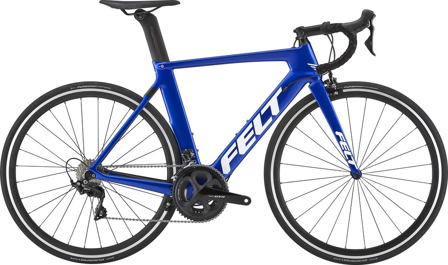 Fahrräder/rennräder: Felt  AR5 Blau Modell 2020