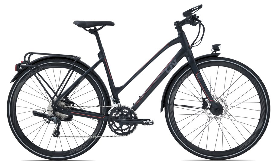 Fahrräder/trekkingräder: Liv  Lissom SLR 2 Blau Modell 2021