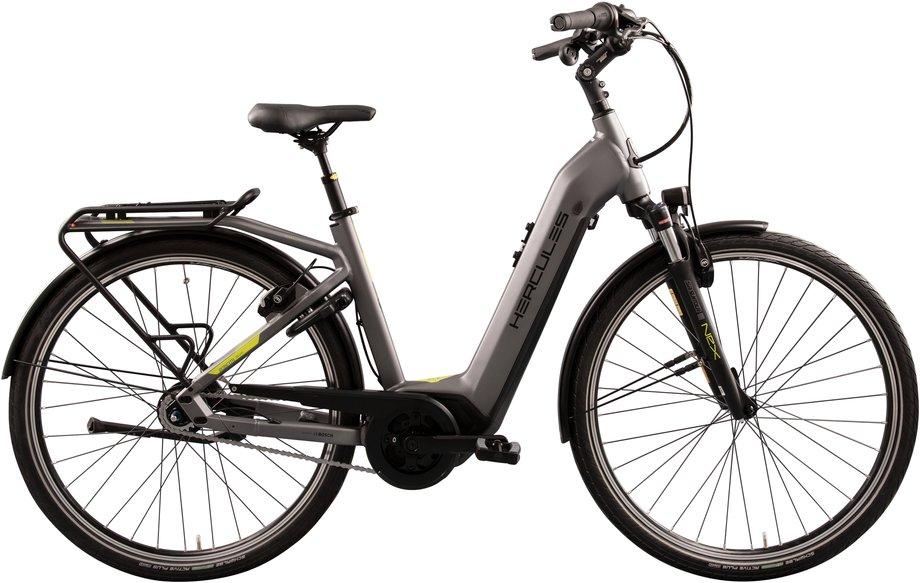E-Bikes/e-bike: Hercules  Roberta Deluxe I-F8 Schwarz Modell 2021