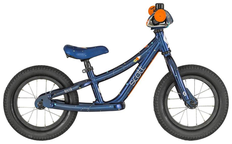 Rad Scott Roxter Walker Blau Modell 2019 für Kinder bei Fahrrad XXL