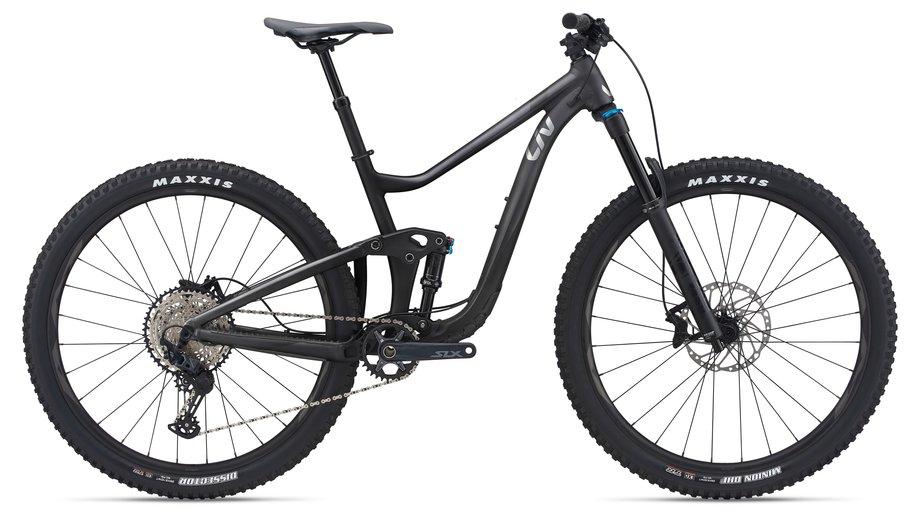 Liv Intrigue 2 Mountainbike Schwarz Modell 2021