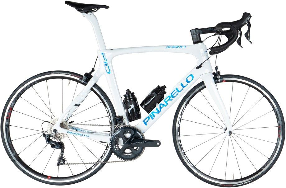 Fahrräder/rennräder: Pinarello  Dogma F10 Special Weiß Modell 2021